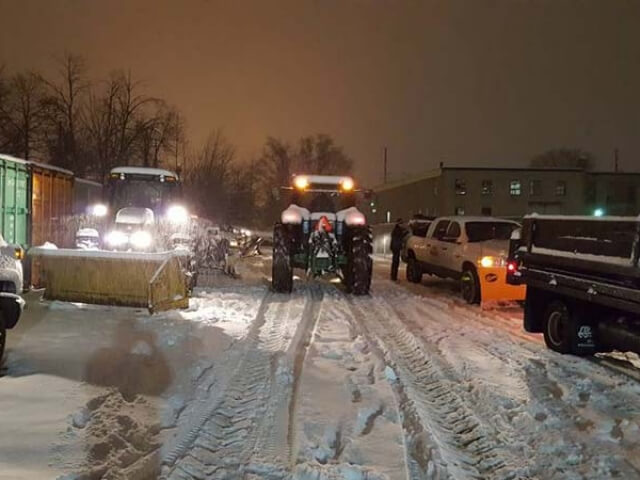 Residential Snow Removal Mississauga