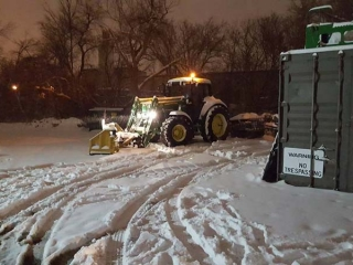 Snow Removal Services Oakvill