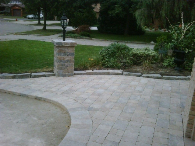 Residential Landscaping Services Mississauga