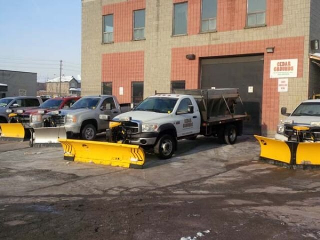 Snow Removal Equipments