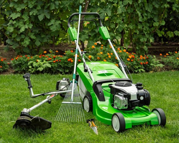 Lawn Care Tools Homeowners