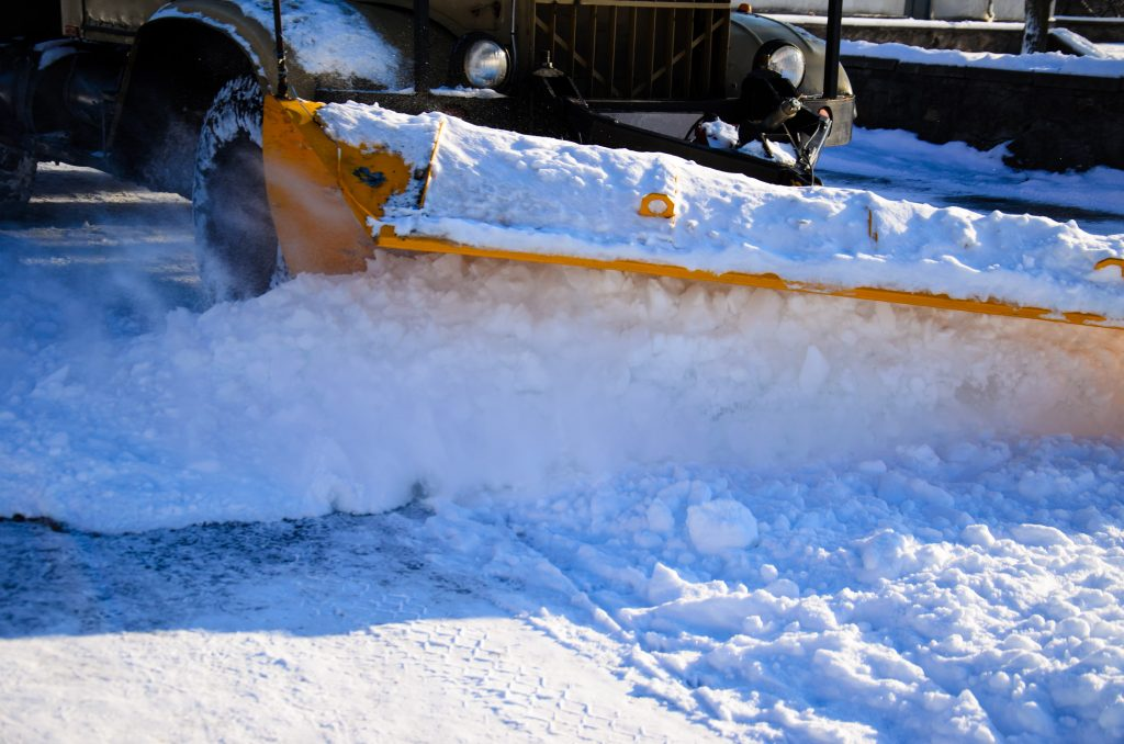 snow removal Vaughan